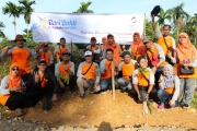 Dokumentasi Kegiatan Perbendaharaan Peduli Lingkungan KPPN Padang 2018