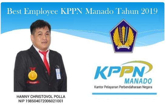Best Employee KPPN Manado Tahun 2019